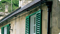 Imitation/Replica Cast Iron Guttering & Downpipe System
