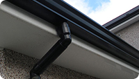 Sectional Cast Aluminium Rainwater Guttering & Downpipe Systems